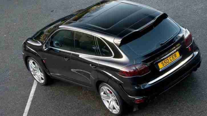 2014 PORSCHE CAYENNE 3.0 Diesel V6 Supersport Wide Track Auto