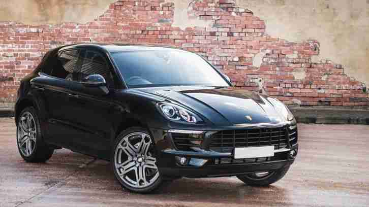 Porsche 2014 MACAN 3.0 sel 5 Door PDK Auto Signature. car for sale