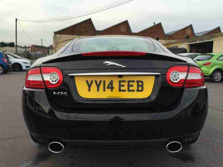 2014 REG JAGUAR XK SIGNATURE NEW SHAPE MODEL REPAIRABLE DAMAGED SALVAGE