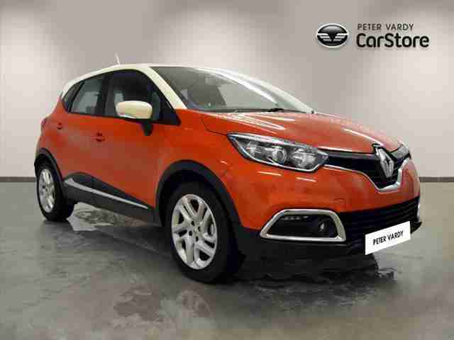 2014 CAPTUR HATCHBACK