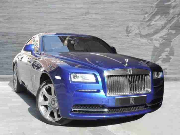 2014 Rolls-Royce WRAITH Automatic Coupe