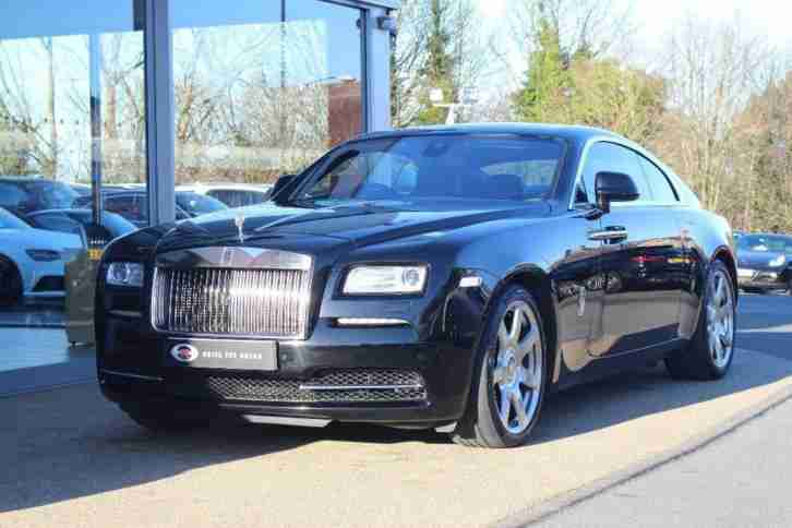 2014 rolls royce wraith 6 6 2dr car for sale. Black Bedroom Furniture Sets. Home Design Ideas