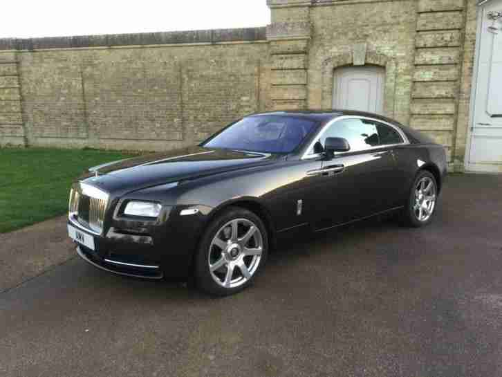 rolls royce 2014 wraith 6 6 no trim 2dr 2 door coupe. Black Bedroom Furniture Sets. Home Design Ideas