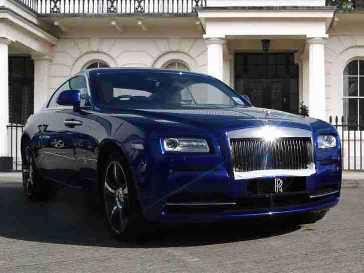 2014 rolls royce wraith v12 petrol automatic car for sale. Black Bedroom Furniture Sets. Home Design Ideas