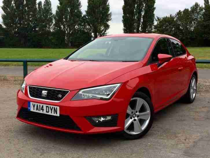 seat 2014 leon fr technology pack 1 4 tsi 150bhp car for sale. Black Bedroom Furniture Sets. Home Design Ideas