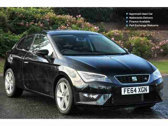 seat 2014 leon 1 4 tsi act 150 fr 3dr technology pack petrol car for sale. Black Bedroom Furniture Sets. Home Design Ideas