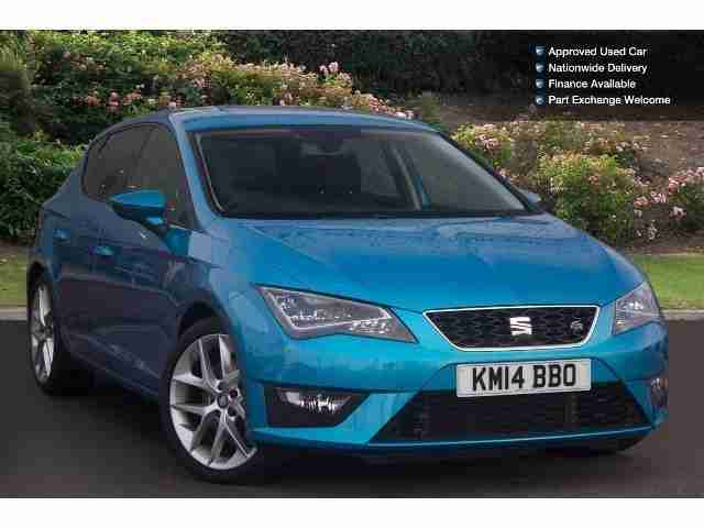 seat 2014 leon 2 0 tdi 184 fr 5dr technology pack diesel hatchback. Black Bedroom Furniture Sets. Home Design Ideas