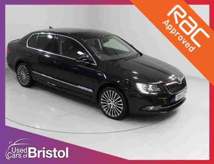 2014 SKODA SUPERB 3.6 V6 LAURIN & KLEMENT DSG 4X4 5DR HATCHBACK PETROL