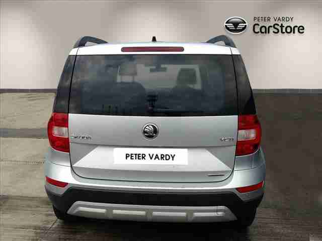 2014 SKODA YETI OUTDOOR DIESEL ESTAT