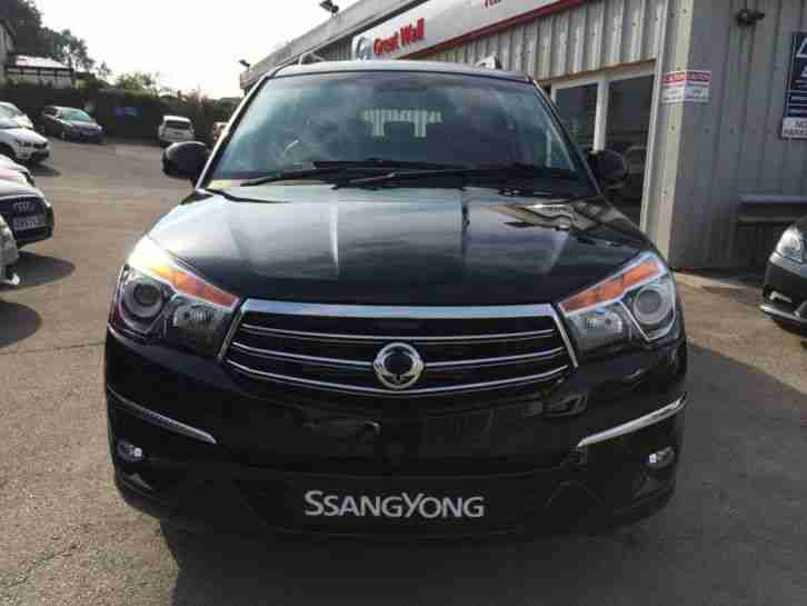 Mileage Ssangyong