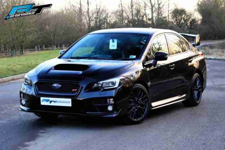2014 WRX 2.5 4X4 STI TYPE UK 64 |