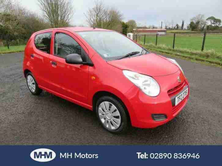 2014 SUZUKI ALTO 1.0 SZ 5DR ONE OWNER LOW INSURANCE CORSA CLIO FIESTA 107 C1