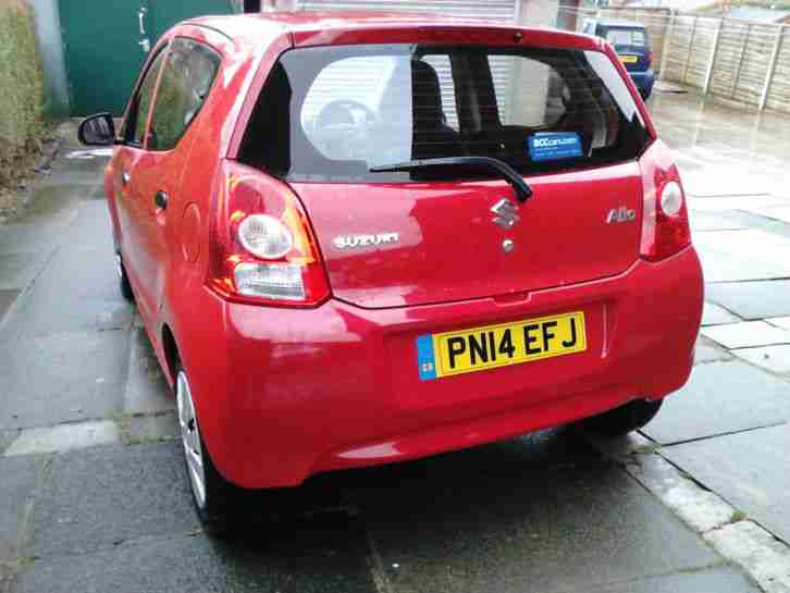 ALTO SZ RED NEARLY 12 MONTHS OLD FREE TAX CHEAP INSURANCE 6500 MLS