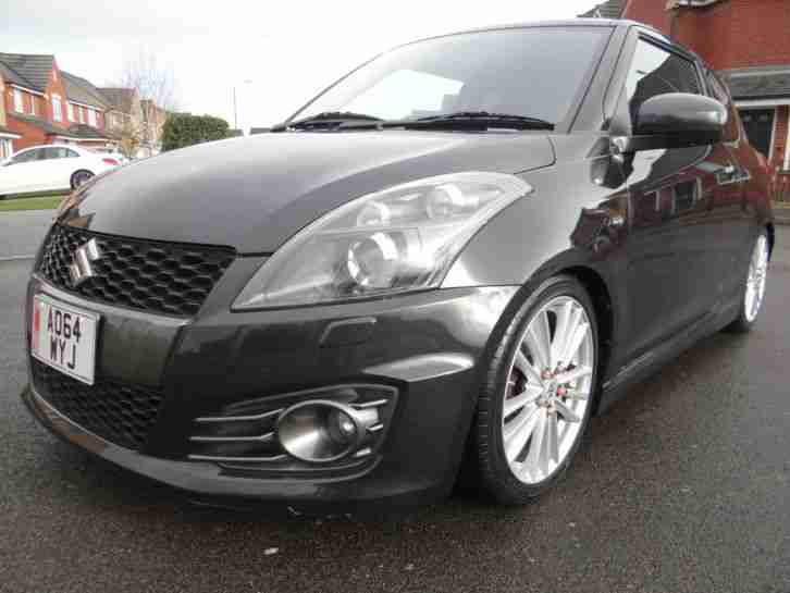2014 SUZUKI SWIFT SPORT 1.6 MODIFIED FULL SERVICE HISTORY 1 OWNER STUNNING CAR