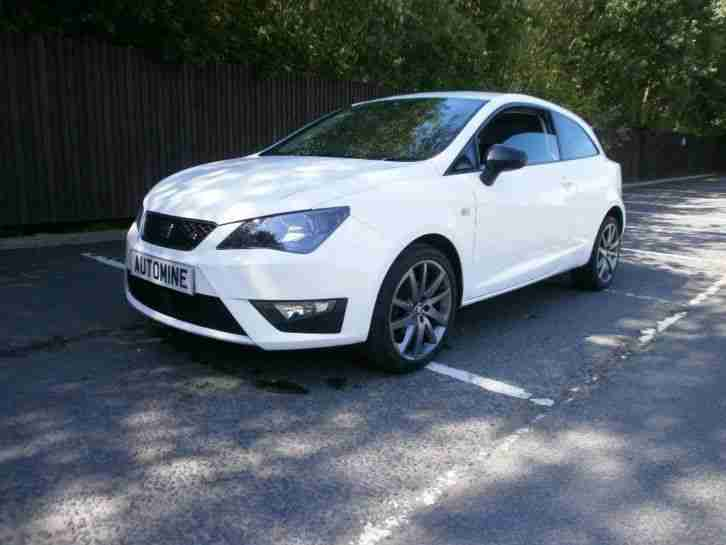 seat 2014 ibiza 1 2 tsi fr sportcoupe 3dr car for sale. Black Bedroom Furniture Sets. Home Design Ideas