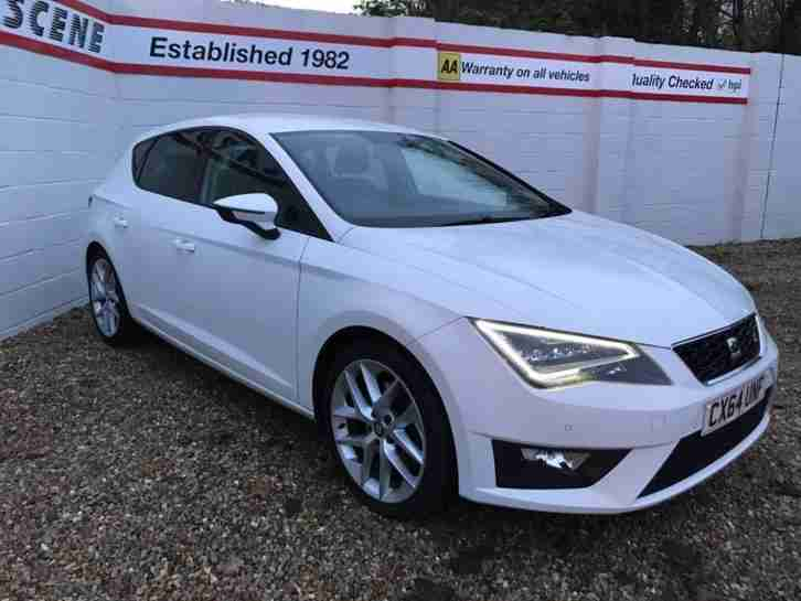 Seat Leon. Seat car from United Kingdom