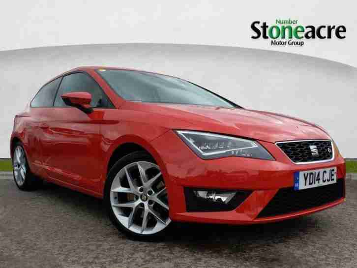 seat 2014 leon 2 0 tdi cr fr tech pack sportcoupe 3dr diesel manual. Black Bedroom Furniture Sets. Home Design Ideas