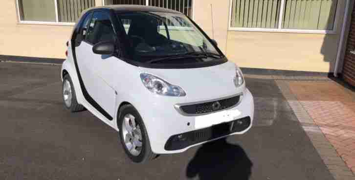 2014 ForTwo Pulse Coupe Auto
