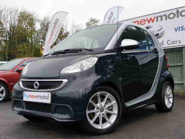 2014 Smart fortwo E Electric Drive 2dr 55kw