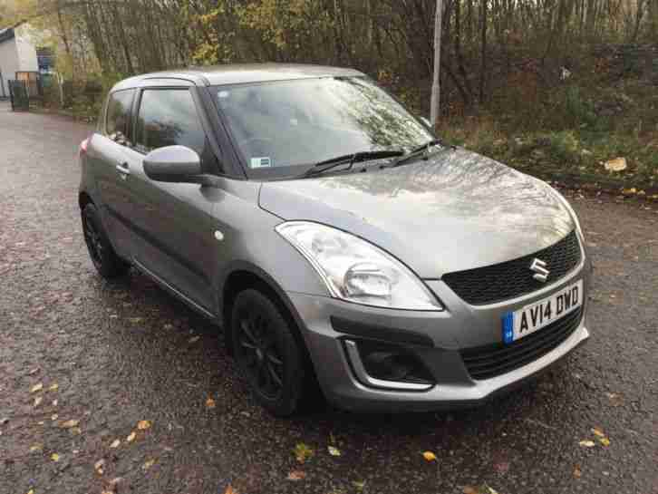 2014 Swift 1.2 SZ2 3dr Grey