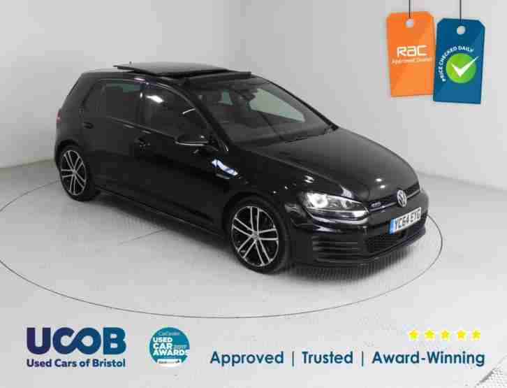 2014 VOLKSWAGEN GOLF 2.0 TDI BLUEMOTION TECH