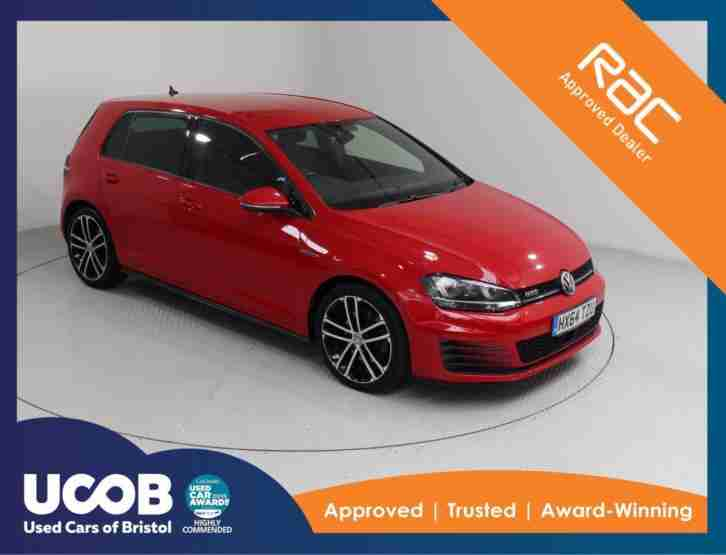 2014 VOLKSWAGEN GOLF 2.0 TDI BLUEMOTION TECH GTD HATCHBACK 5DR HATCHBACK DIESEL