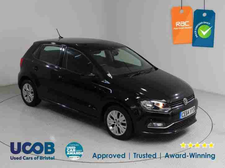 2014 POLO 1.4 TDI BLUEMOTION TECH