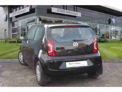 2014 VOLKSWAGEN UP! 1.0 (60PS) MOVE UP! MANUAL 3-DOOR HATCHBACK