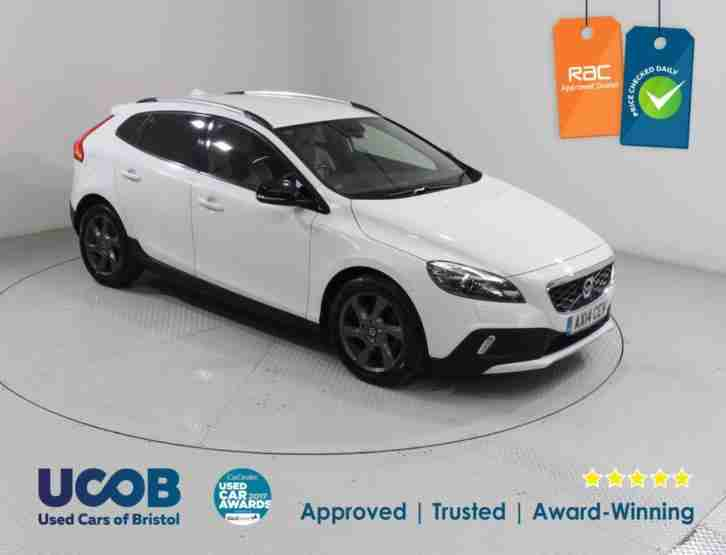 2014 VOLVO V40 CROSS COUNTRY 1.6 D2 LUX 5DR HATCHBACK DIESEL