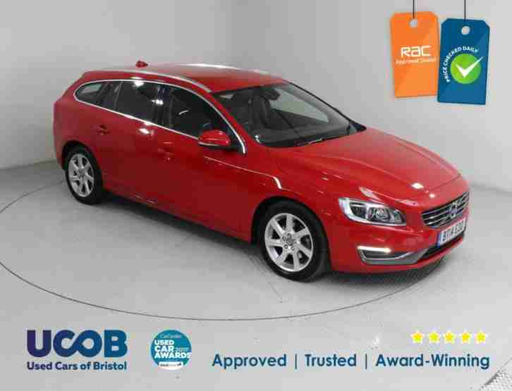 VOLVO V60. Other car from United Kingdom