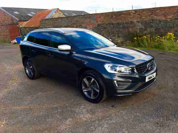 volvo 2014 xc60 2 4 td r design lux 4x4 5dr start stop nav estate. Black Bedroom Furniture Sets. Home Design Ideas