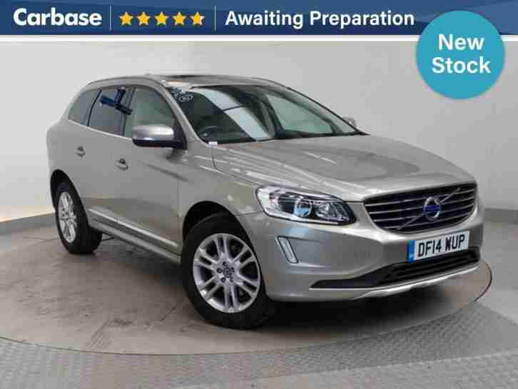 2014 VOLVO XC60 D4 [181] SE Lux 5dr Geartronic SUV 5 Seats