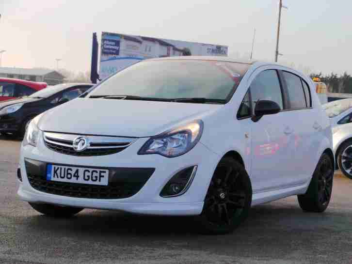 2014 Corsa LIMITED EDITION CDTI