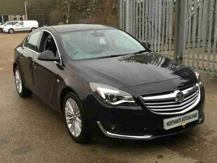 2014 vauxhall insignia 2 0 cdti 140ps nav tech line unrecorded damaged. Black Bedroom Furniture Sets. Home Design Ideas