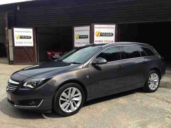 2014 vauxhall insignia 2 0 cdti elite sport tourer 5dr car for sale. Black Bedroom Furniture Sets. Home Design Ideas