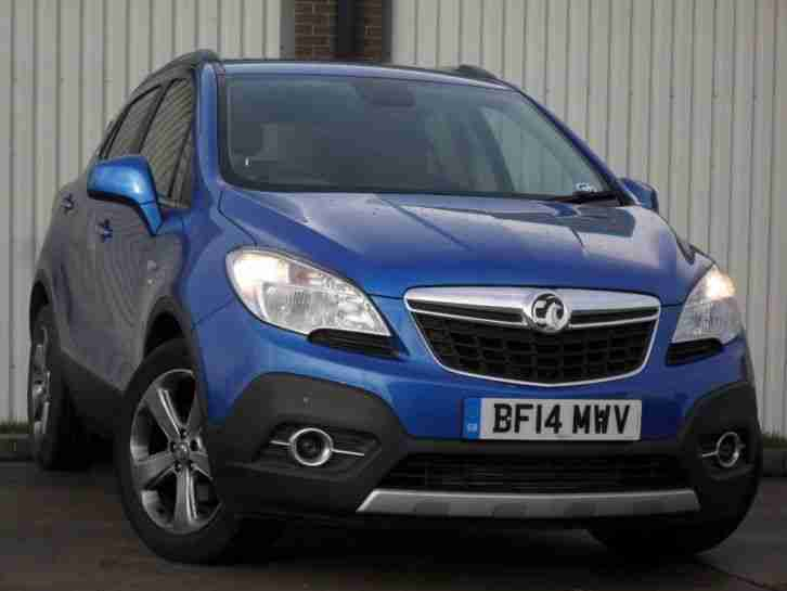 2014 vauxhall mokka se cdti s s diesel manual car for sale. Black Bedroom Furniture Sets. Home Design Ideas