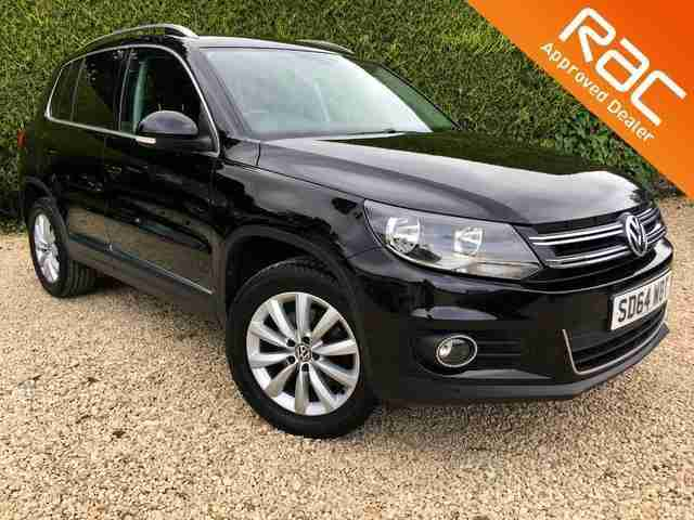 Volkswagen Tiguan. Volkswagen car from United Kingdom