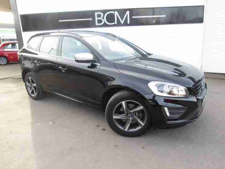 Volvo XC60. Volvo car from United Kingdom