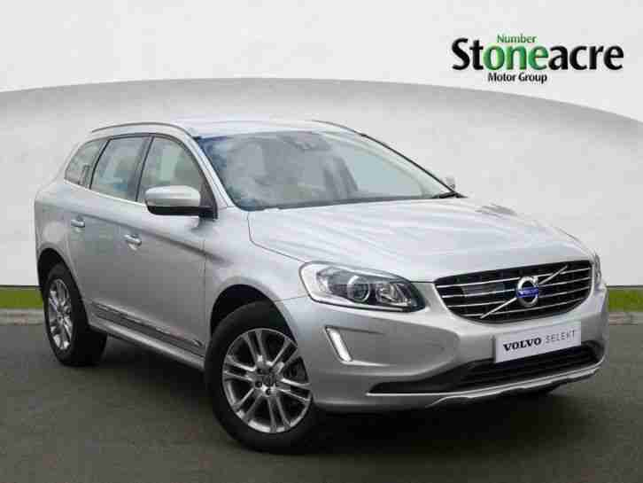 2014 Volvo XC60 2.4 TD D5 SE Lux Geartronic 5dr (nav)
