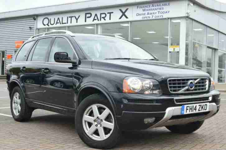 Volvo XC90. Volvo car from United Kingdom