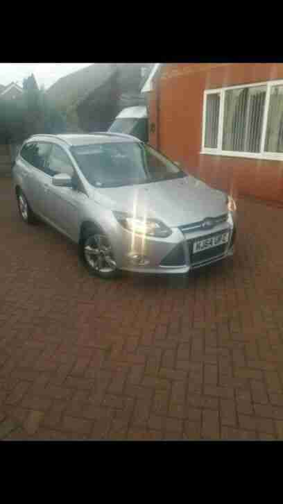 2014 ford focus estate zetec