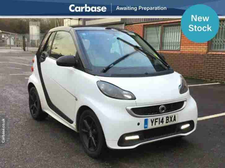2014 fortwo cabrio Grandstyle 2dr