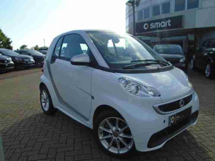 2014 fortwo coupe Electric drive 2dr