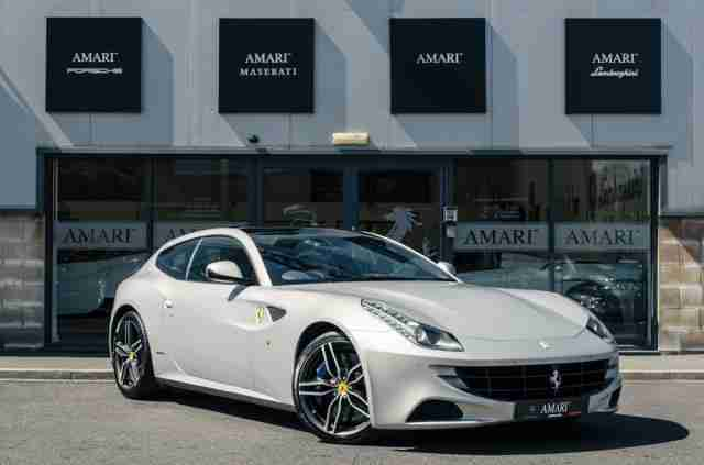 2015 (15) FERRARI FF 6.3 V12 Tailor Made, Unique Specification, Ultra Rare Abu