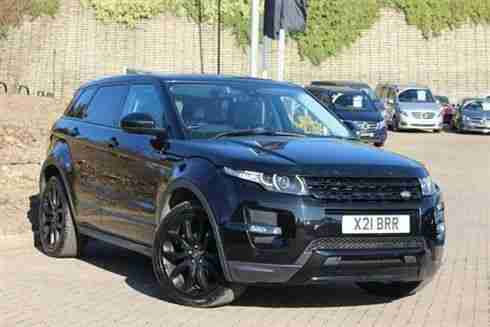 2015 15 LAND ROVER RANGE ROVER EVOQUE 2.2 SD4
