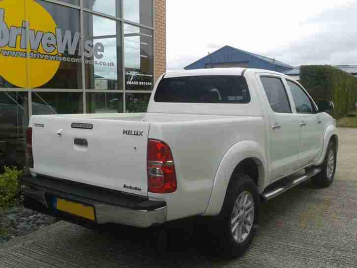 2015 15 Toyota Hilux 3.0 Invincible