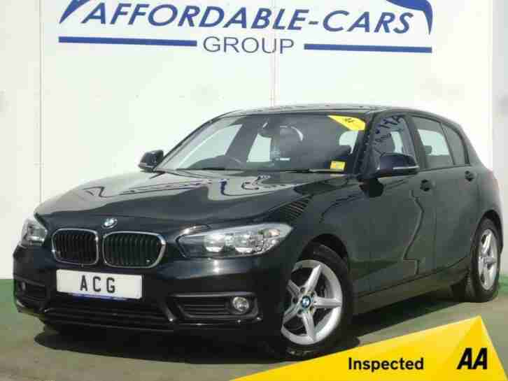 2015 65 1 SERIES 1.5 116D ED PLUS 5D 114