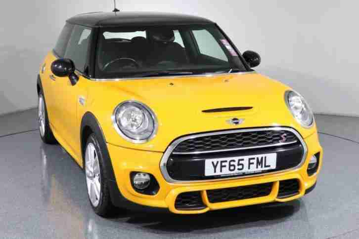 2015 65 HATCH COOPER 2.0 COOPER SD 3D