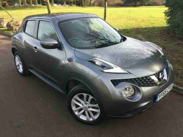 2015 65 Nissan Juke 1.5dCi ( 110ps ) ( s s ) Acenta