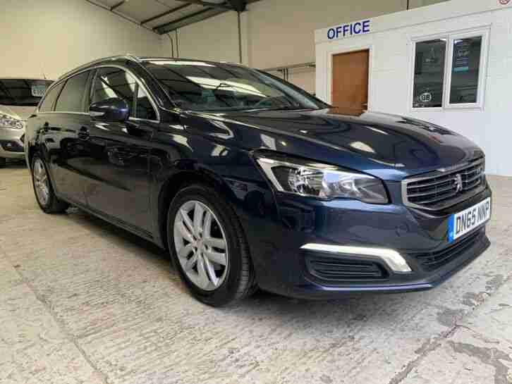 2015 65 PEUGEOT 508 SW 2.0 HDI ACTIVE 1 OWNER FSH
